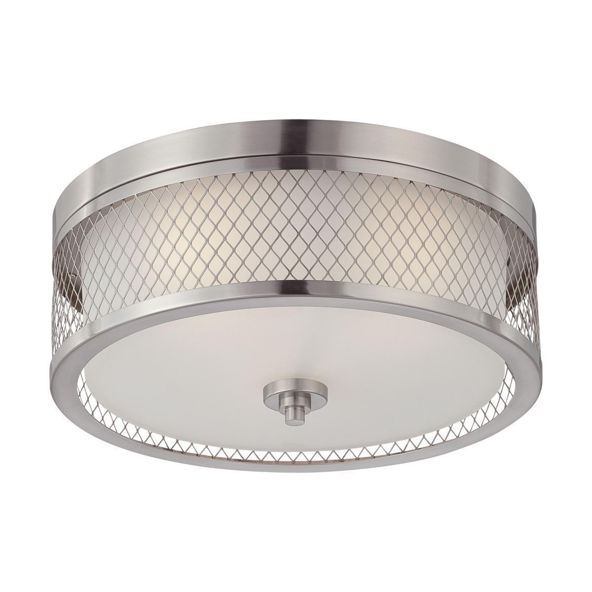60-4691 FUSION 3 LIGHT FLUSH DOME