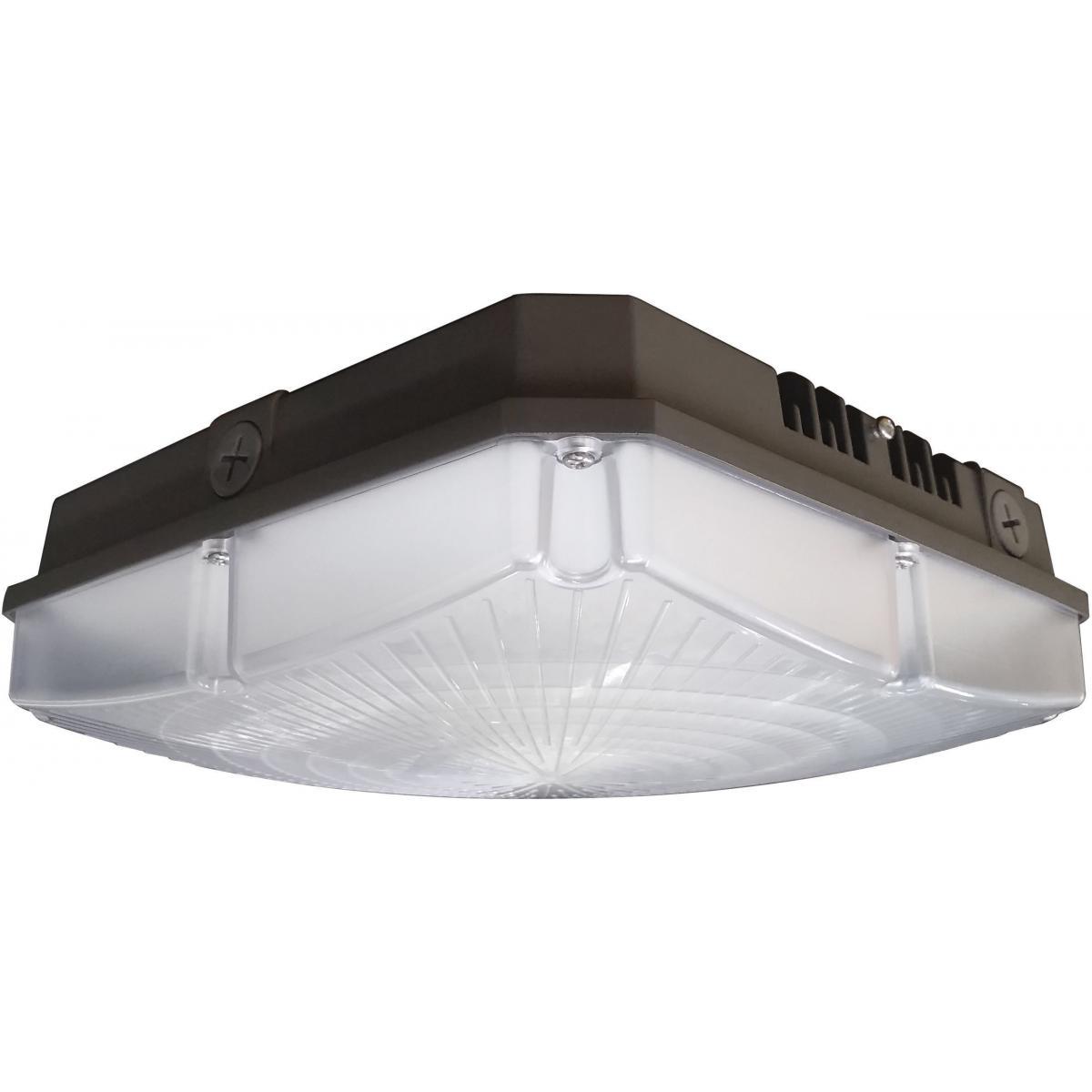 65-138 28W LED CANOPY FIXTURE 8.5