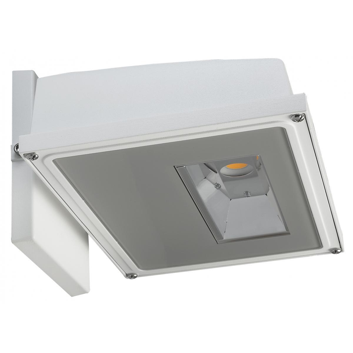 65-154 11W LED WALL PACK WHITE 4000K