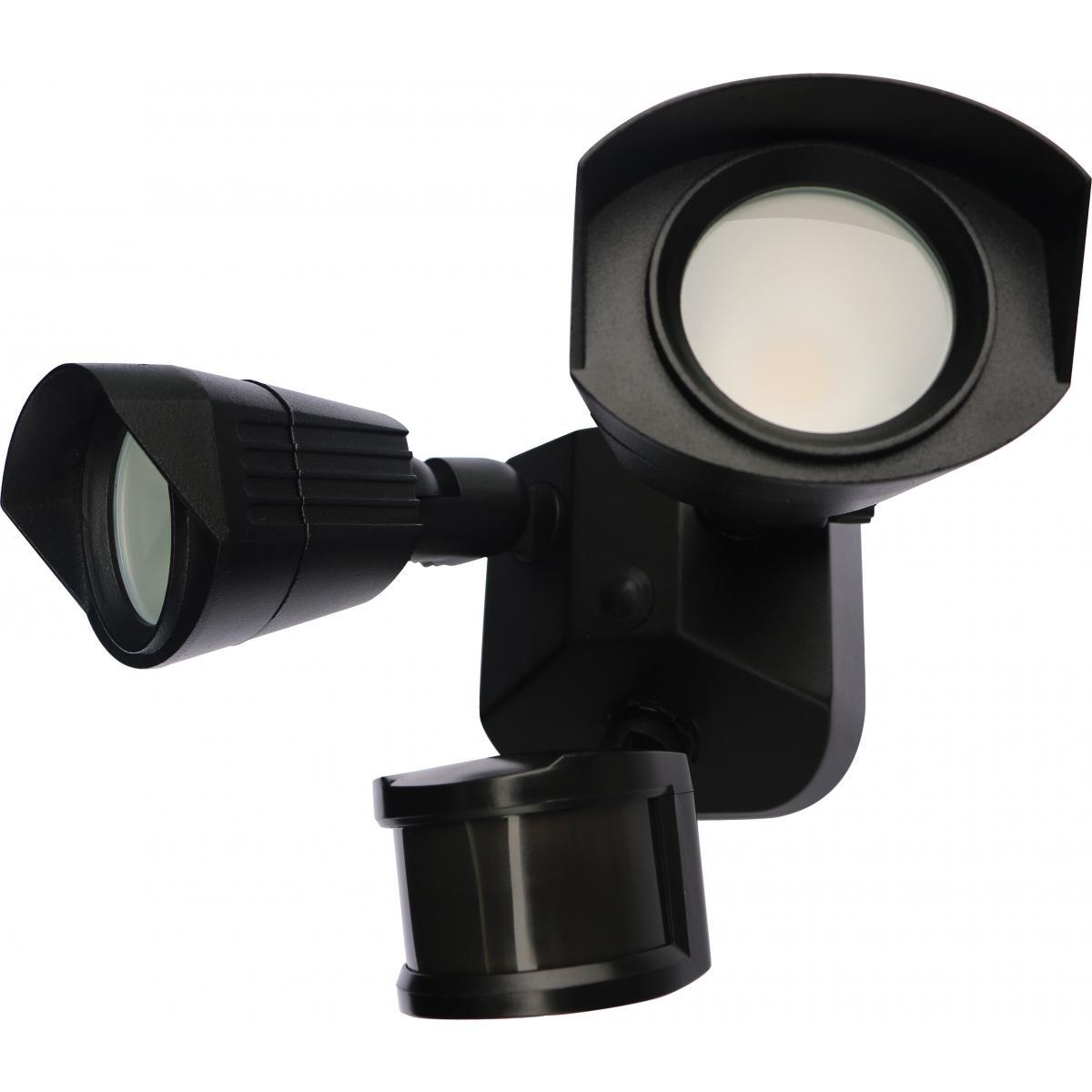 65-215 LED DUAL HEAD SECURITY LIGHT