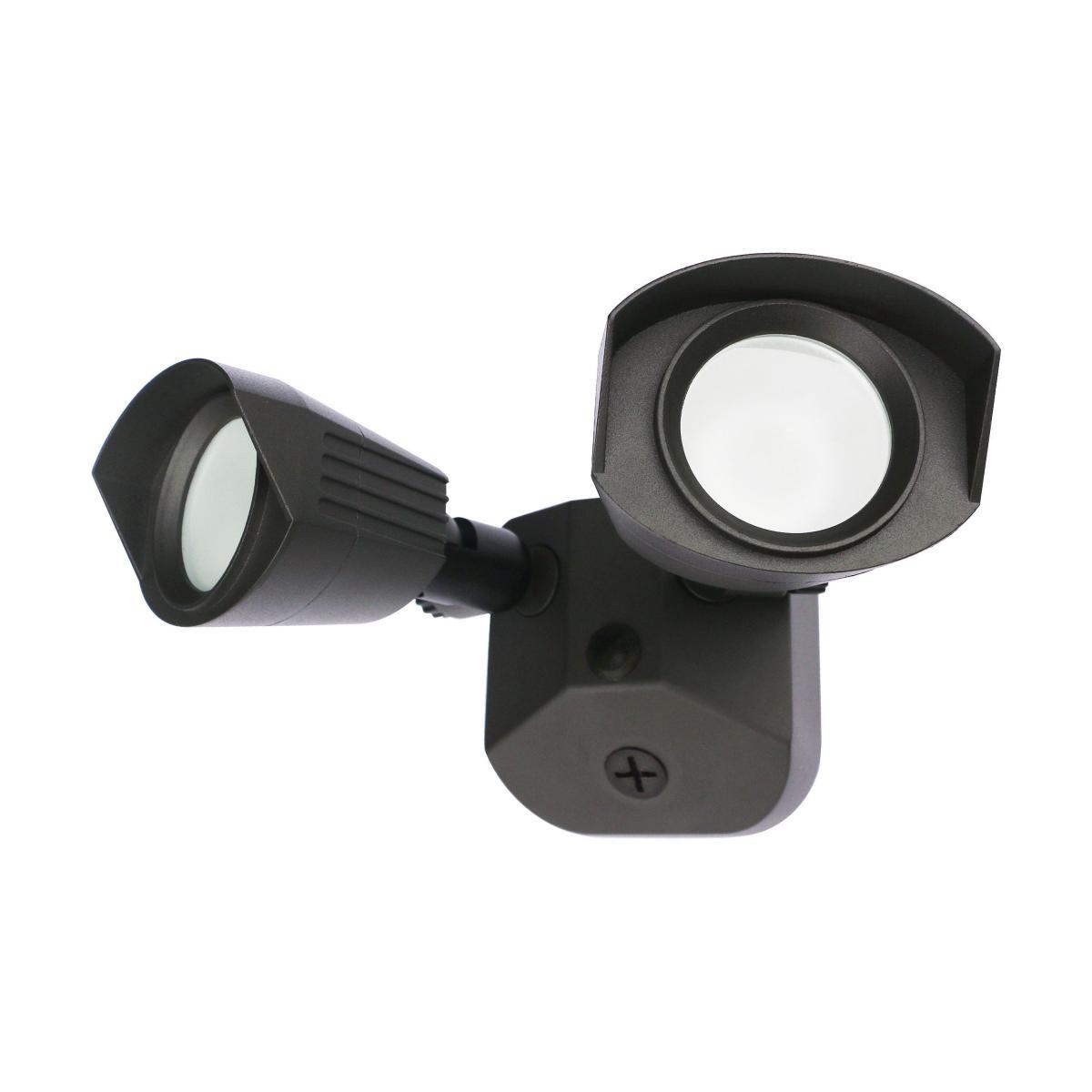 65-218 LED DUAL HEAD SECURITY LIGHT