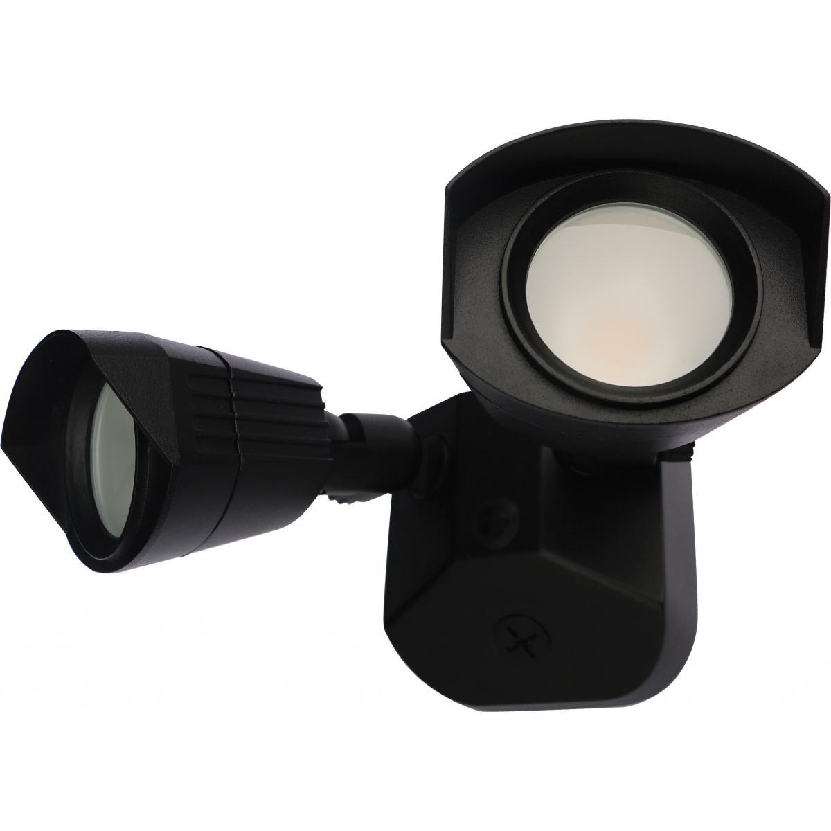 65-220 LED DUAL HEAD SECURITY LIGHT