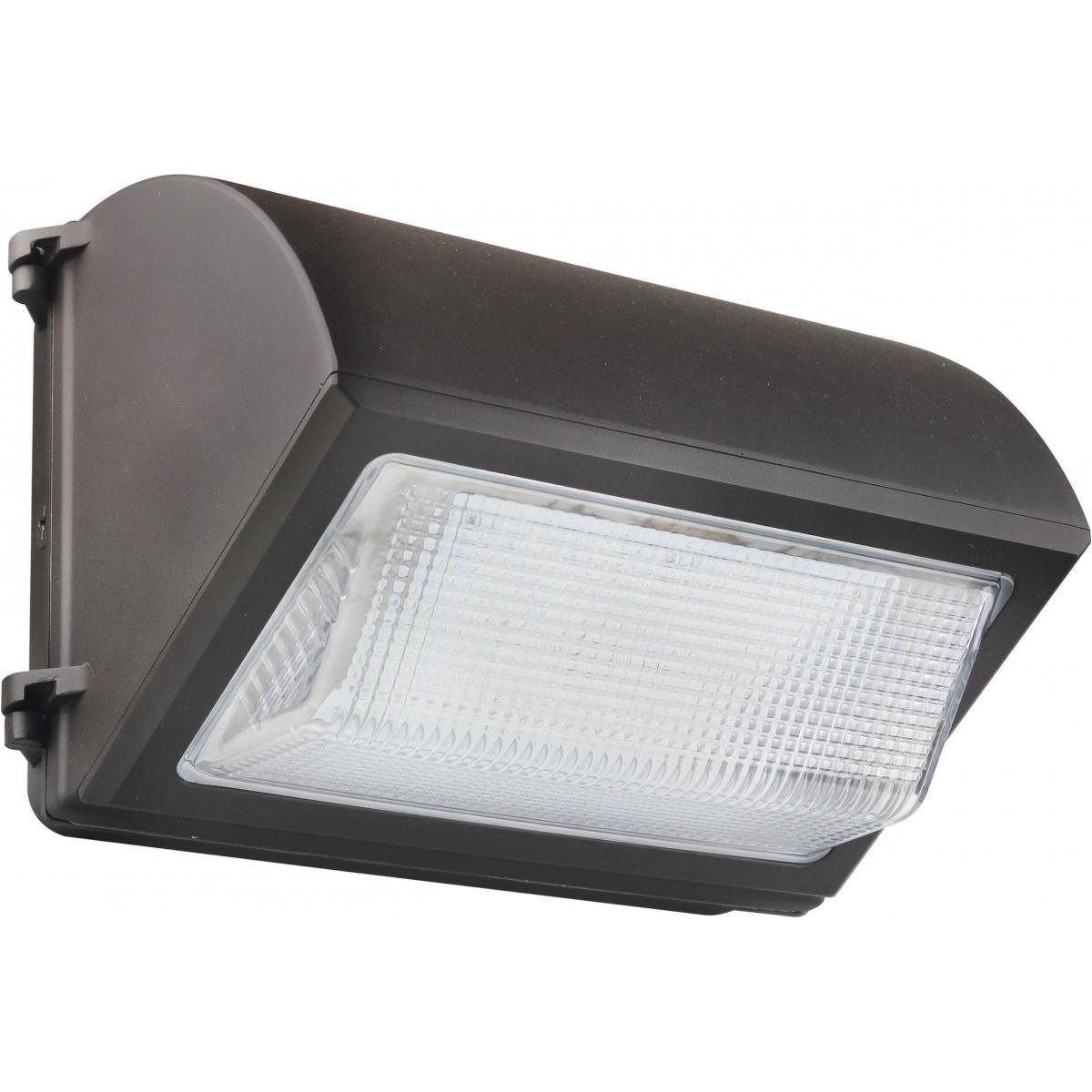 65-261 LED EM CUTOFF WALL PACK 55W/4K