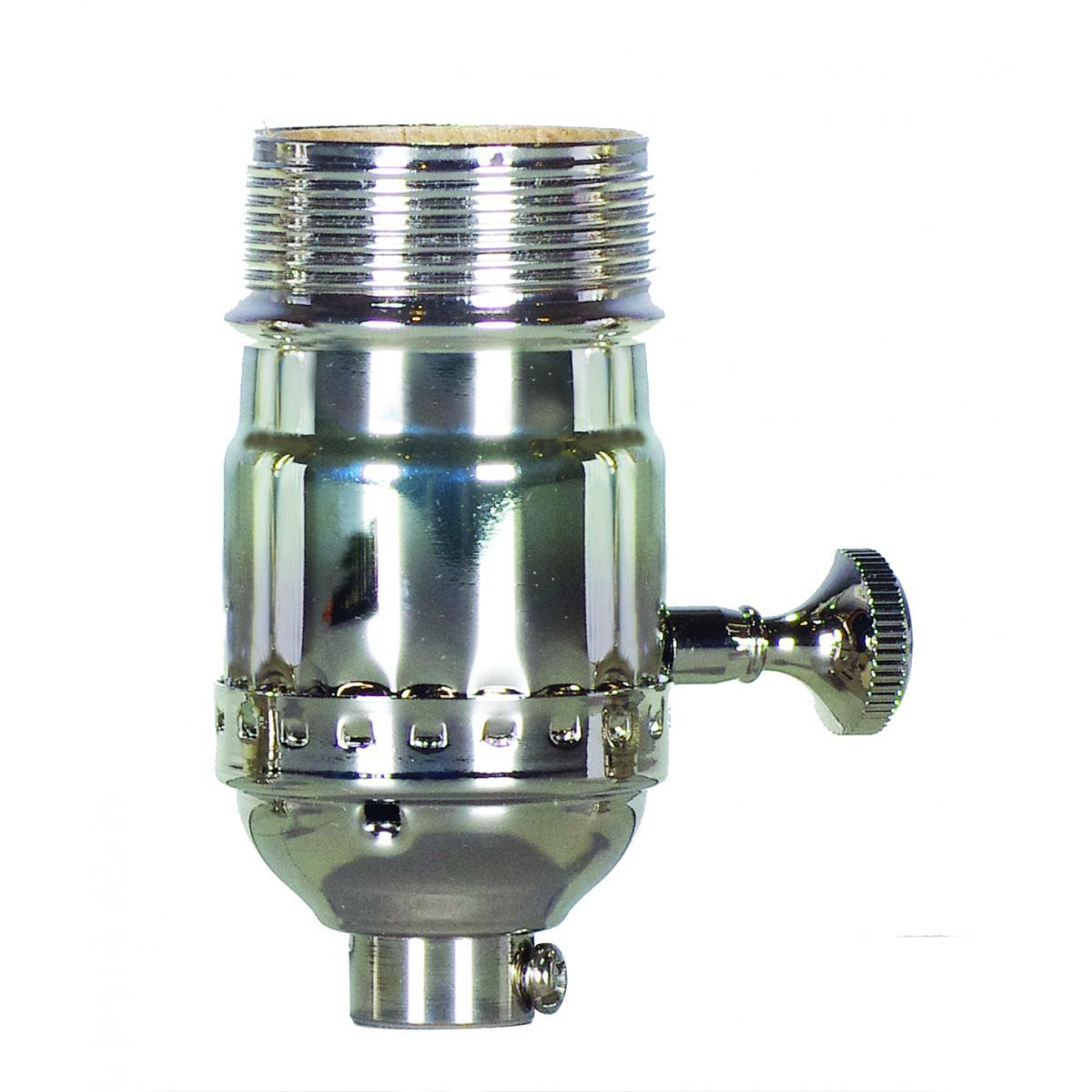 80-1035 PNI S.B. 3WAY SKT 1/8 CAP WSS