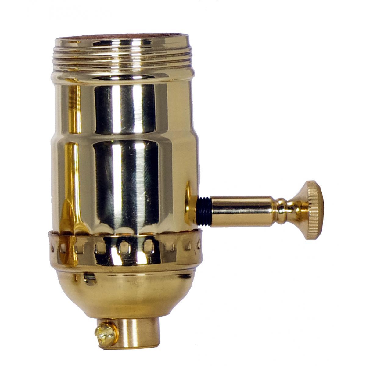 80-1044 PL S.B. 150W DIMMER SKT 1/8