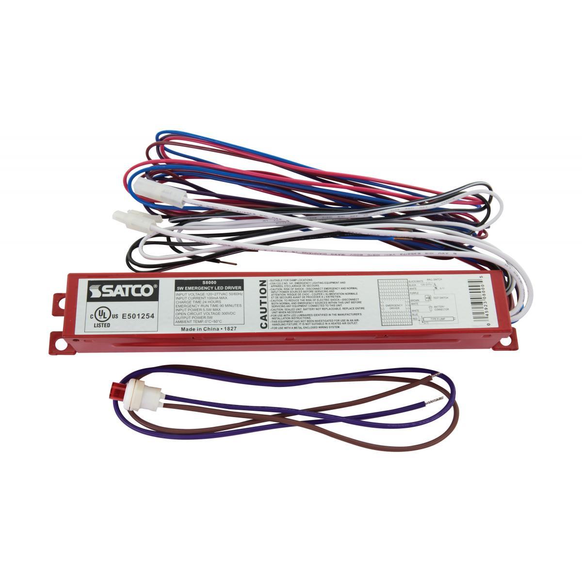 S8002 10W EMERGENCY LED DRIVER